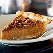 it's a pie.