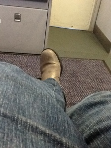 Legroom!