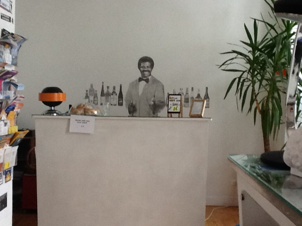 My foray into Lisbon boutique hostels!!